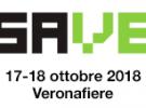 SAVE 17-18 Ottobre, Veronafiere