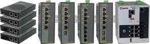 Il sistema ALPR utilizza gli switch PoE